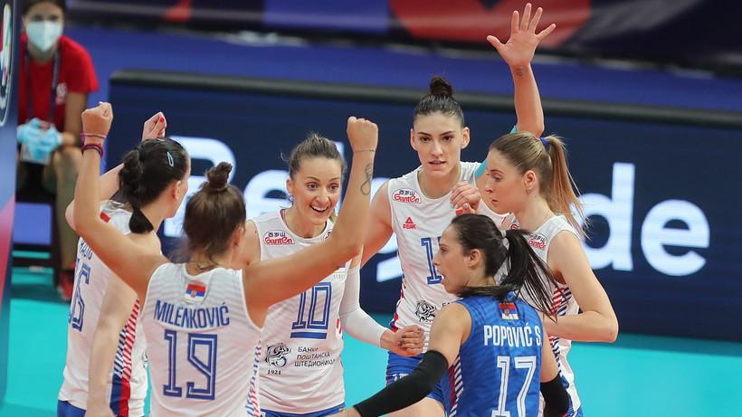 Finał ME siatkarek: Serbia - Włochy. Gdzie obejrzeć?