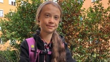 Greta Thunberg wraca do szkoły. Nie uczyła się przez rok
