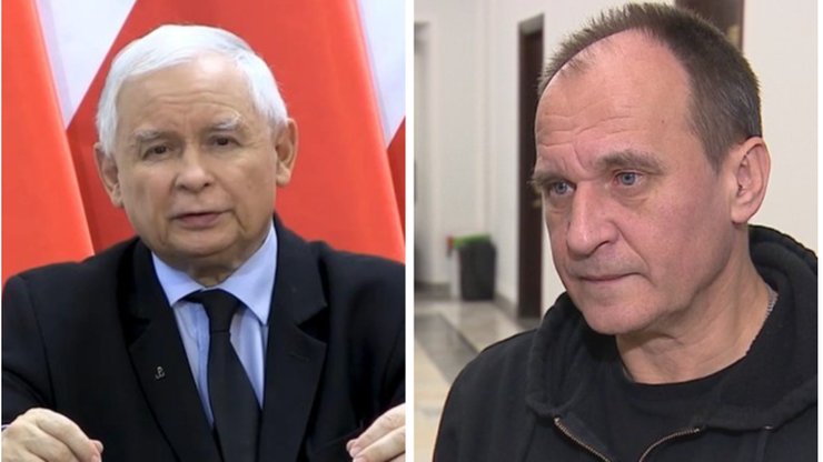 """Kukiz spotkał się z prezesem PiS. """"Rozmowy dalej będą trwały"""""""
