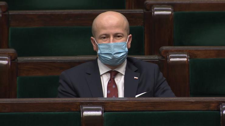 Sejm powołał Bartłomieja Wróblewskiego na Rzecznika Praw Obywatelskich