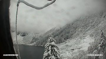 W Tatrach zima. Na Kasprowym Wierchu 33 cm śniegu