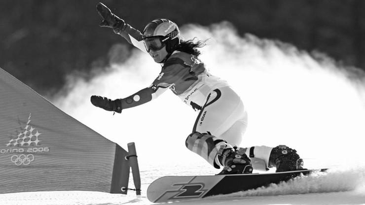 Tragiczna śmierć francuskiej snowboardzistki polskiego pochodzenia