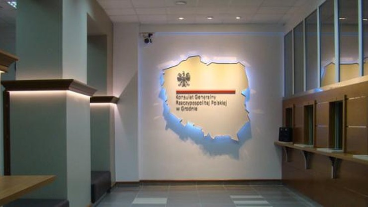 Polscy dyplomaci opuszczają Białoruś na żądanie Mińska [NAGRANIE]