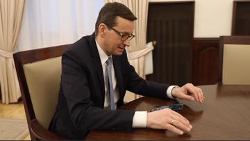 Premier zarejestrował się na szczepienie. Jaki preparat dostanie?