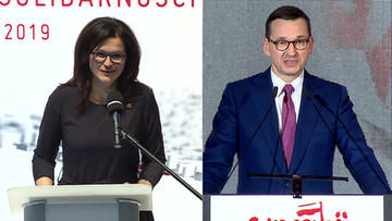 Podzielone obchody w Gdańsku. Morawiecki i Dulkiewicz na osobnych uroczystościach