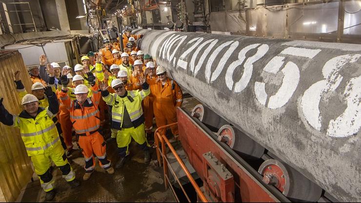 Media: Nord Stream 2 zostanie uruchomiony 1 października