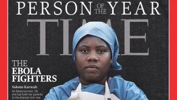"""Za walkę z Ebolą została człowiekiem roku """"The Time"""". Zmarła, bo """"lekarze bali się zarazić"""""""