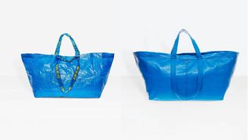 """IKEA kontra Balenciaga. Jak odróżnić oryginał od """"podróbki"""""""