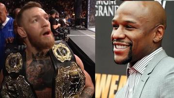 Mayweather podpisał kontrakt na walkę z McGregorem! Wielkie starcie już niedługo