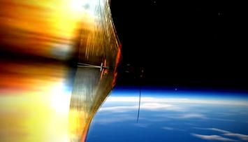 Koniec misji polskiego satelity. Pożegnał się w nietypowy sposób