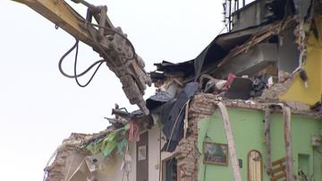Sąd ograniczył prawa rodzicielskie podejrzanemu o spowodowanie katastrofy kamienicy w Poznaniu