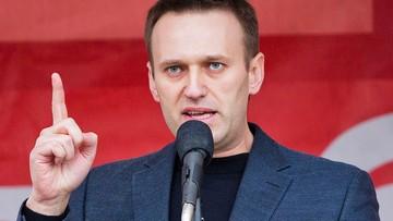 Nawalny dla niemieckiego tygodnika: to Putin stał za moim otruciem