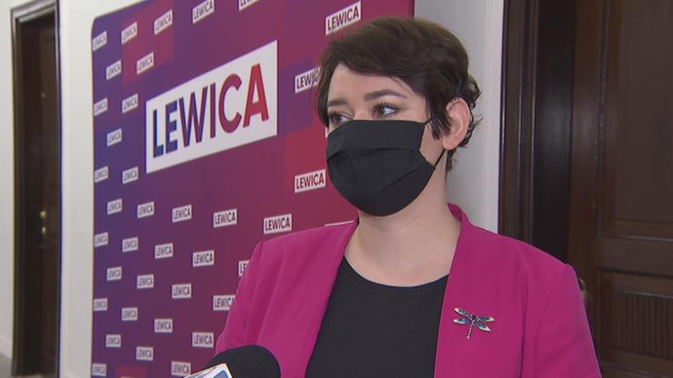 Interia: Anna Maria Żukowska nie będzie rzeczniczką SLD