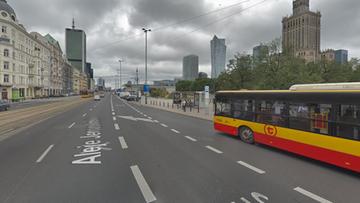 Zamkną jedną z najważniejszych dróg w Warszawie