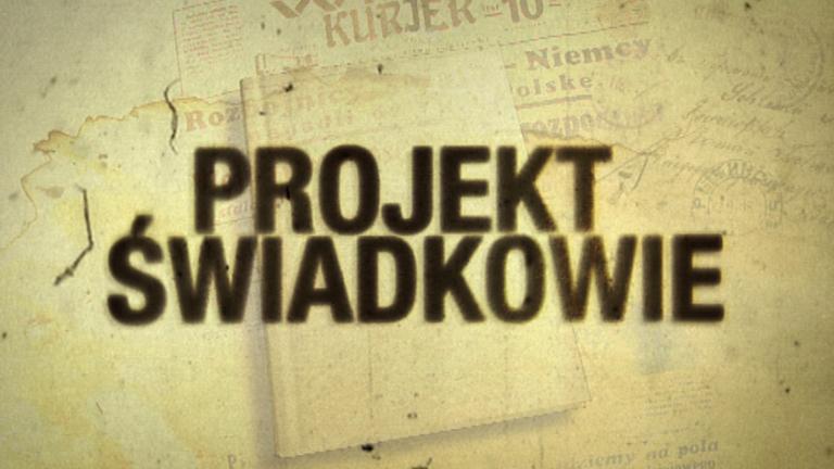 Projekt: Świadkowie