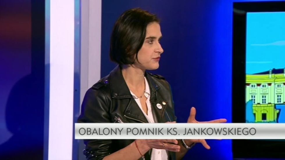 Krzywe zwierciadło - Agnieszka Wiśniewska