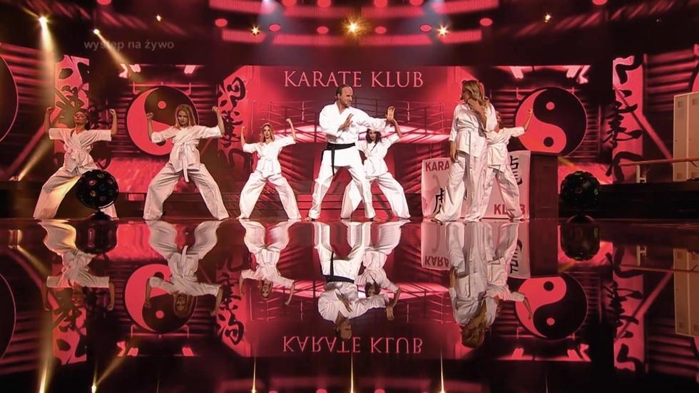 """Robert Koszucki jako """"King Bruce Lee Karate Mistrz"""""""