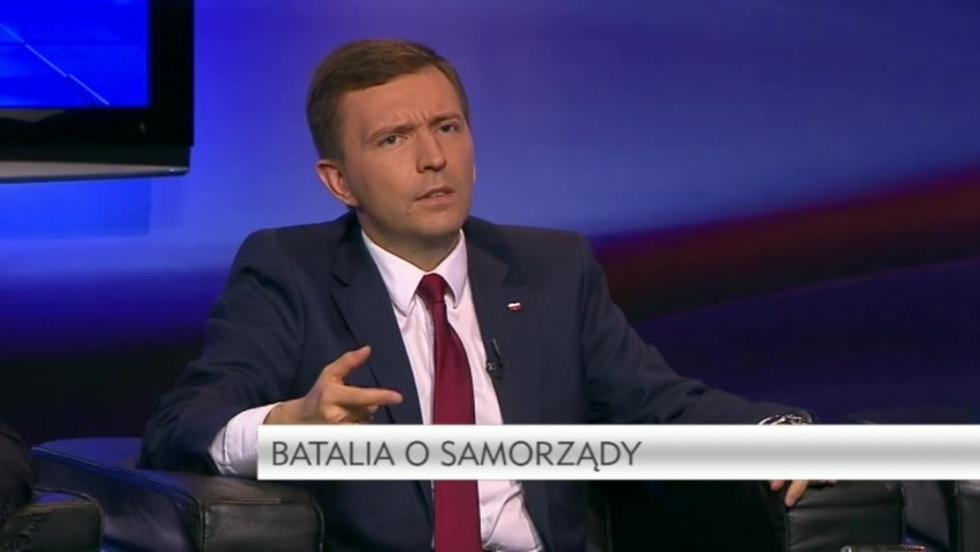 Salon Polityczny - Paweł Rabiej, Łukasz Schreiber, Arkadiusz Myrcha