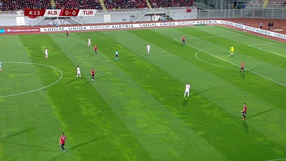 Albania - Turcja