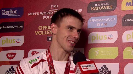 Mariusz Wlazły: Wróciłem, żeby pomóc, ale moja misja jest zakończona