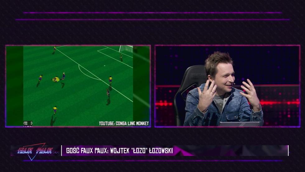"""Faux Paux - Odcinek 54. ft. Wojtek """"Łozo"""" Łozowski"""