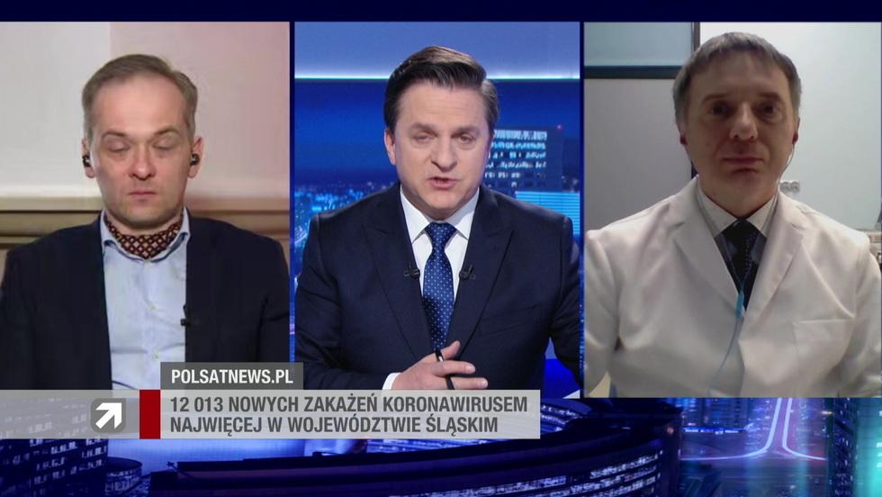 Gość Wydarzeń - dr Konstanty Szułdrzyński i dr Paweł Basiukiewicz