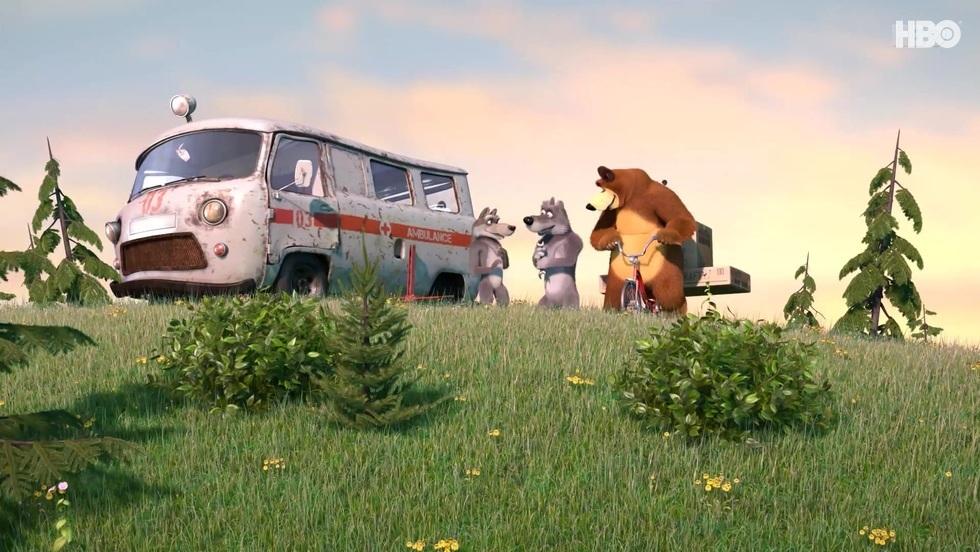 Masza i niedźwiedź II, odc. 23