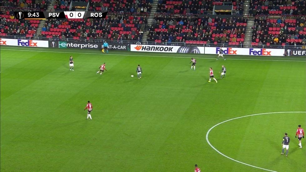PSV Eindhoven - Rosenborg Trondheim