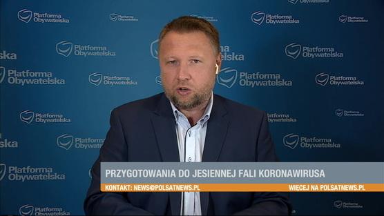 Śniadanie w Polsat News - 06.09.2020