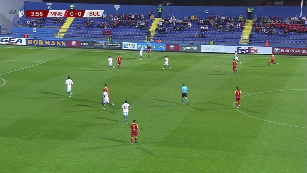 Czarnogóra - Bułgaria