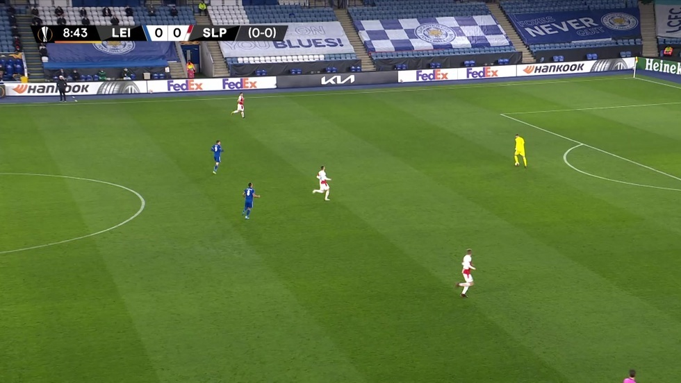 Leicester City - Slavia Praga