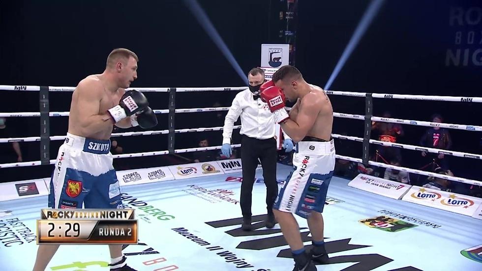 Andrzej Szkuta - Rafał Rzeźnik