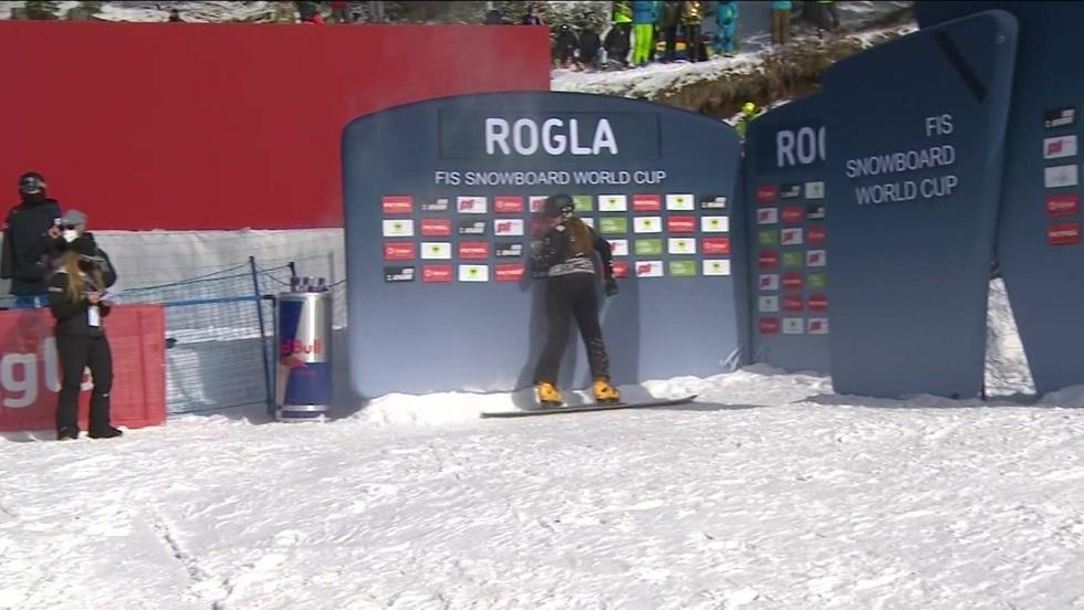 Snowboard: Rogla