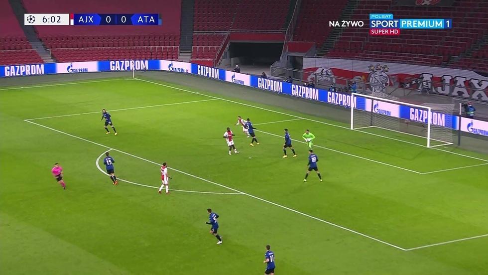 Ajax Amsterdam - Atalanta Bergamo