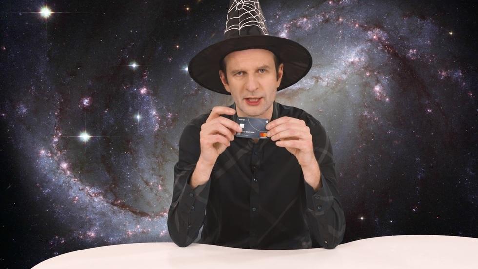 Kołcz Julian - Jak używać magii w biznesie?