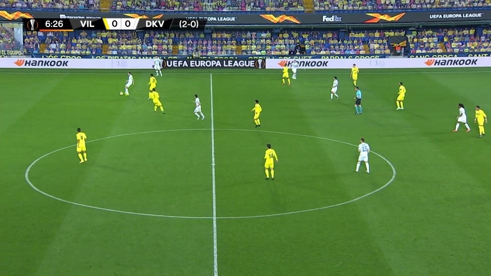 Villareal CF - Dynamo Kijów