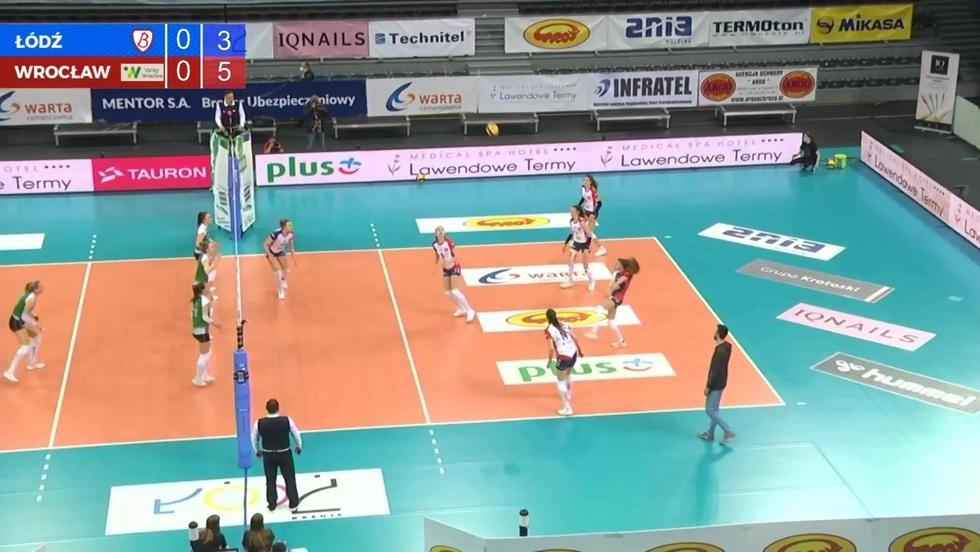 Grot Budowlani Łódź - #VolleyWrocław