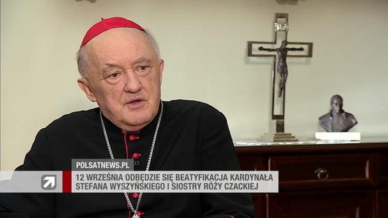 Gość Wydarzeń - Kard. Kazimierz Nycz