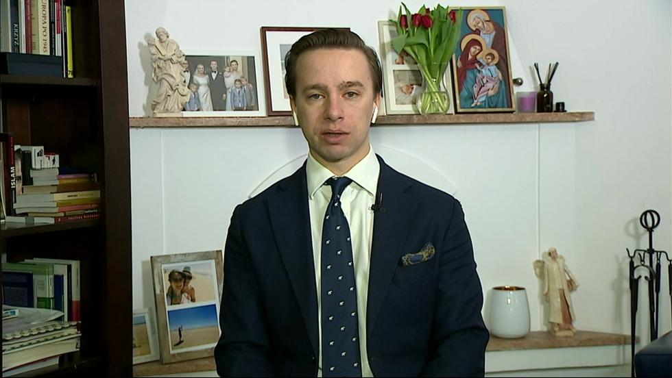 Śniadanie w Polsat News - 07.03.2021