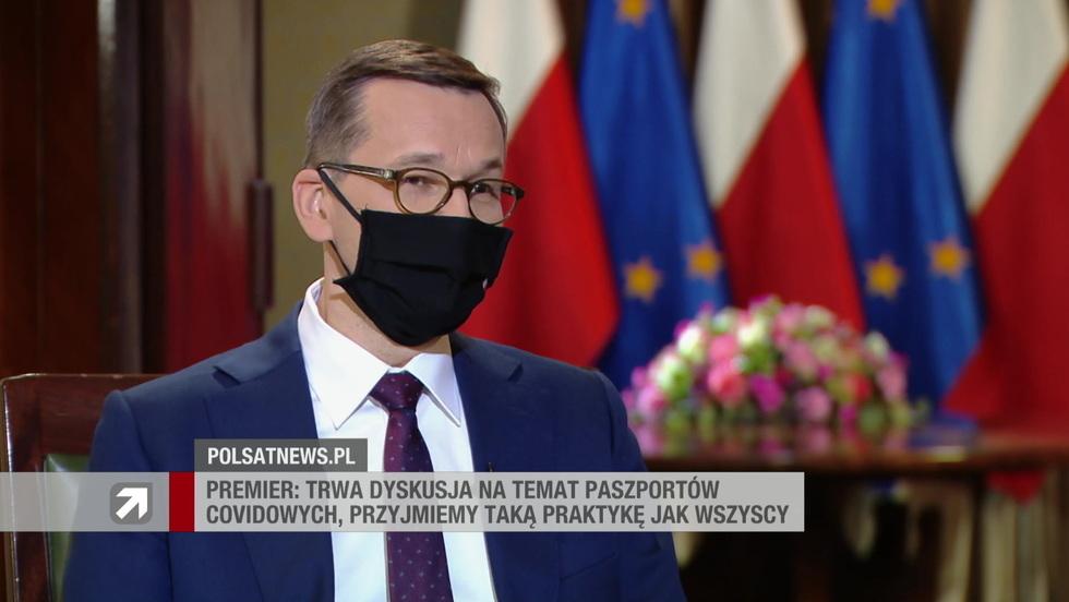 Gość Wydarzeń - Mateusz Morawiecki