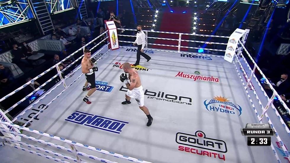 Bartosz Głowacki - Adrian Szczypior