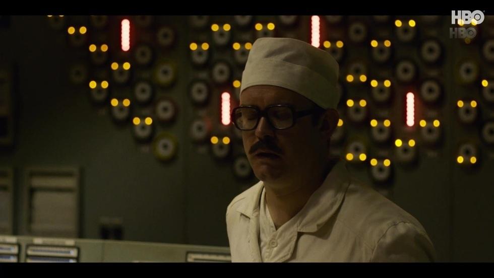 Czarnobyl I, odc. 1