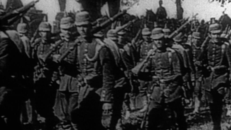 Tajna historia XX w. - Decydujacy front
