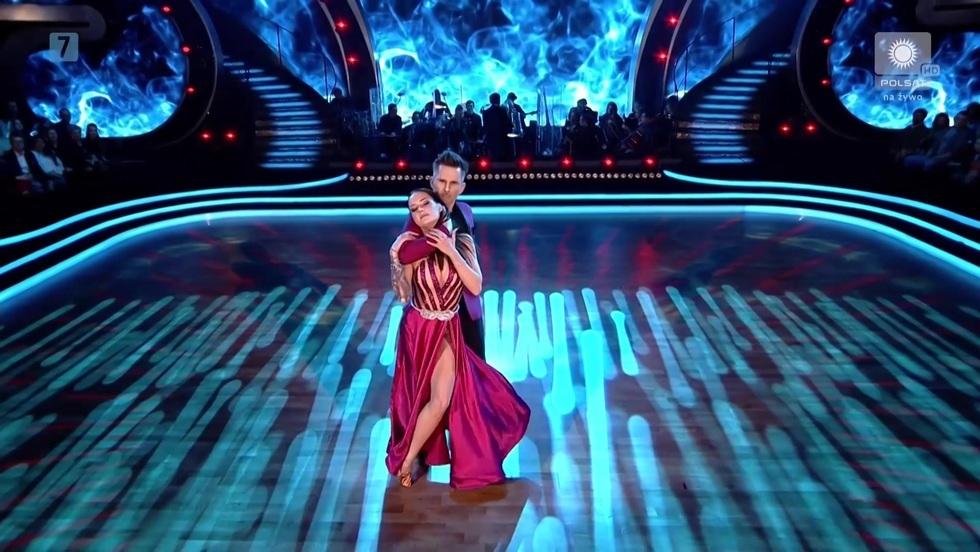 Introwertyczny taniec Marcina Bosaka